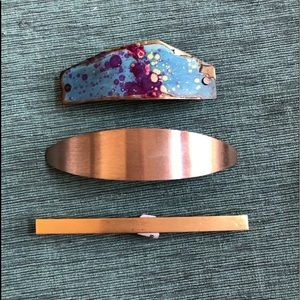 Anthropologie Barrette Bundle
